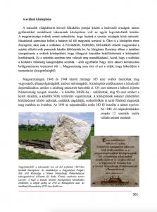 A svábok kitelepítése - részlet a Szoborkönyvből
